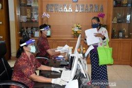 """Kantor Pemkot Denpasar mulai terapkan """"Normal Baru"""" untuk pelayanan masyarakat"""