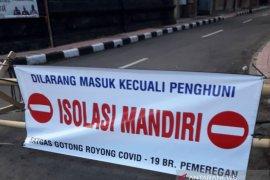 Seorang pedagang di Denpasar dinyatakan positif COVID-19