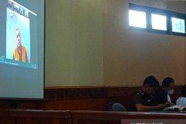Ancam wartawan pakai senjata korek api, Akrim dituntut 6 bulan penjara