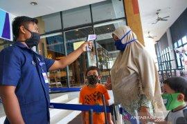Pusat perbelanjaan di Kota Gorontalo kembali dibuka