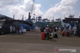 Sebanyak 679 WNI ABK kapal MV Westerdam jalani pemeriksaan COVID-19