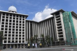 Masjid Istiqlal belum selenggarakan Shalat Jumat, ini alasannya