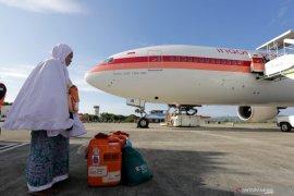 Dampak pandemi COVID-19, sebanyak 8.328 calon Jamaah Haji asal Sumut gagal berangkat