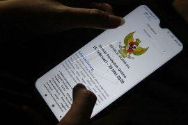54,1 juta orang berpartisipasi dalam sensus penduduk online