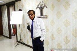 Menkumham Yasonna Laoly secara resmi serahkan SK badan hukum Partai Gelora