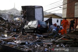 Gempa magnitudo  6,2 guncang Chile
