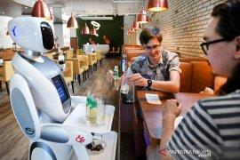 Restoran Belanda jadikan robot sebagai pramusaji