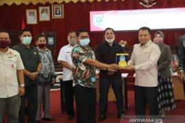 DPRD Kabupaten Banjar belajar penanganan COVID-19 ke HSS