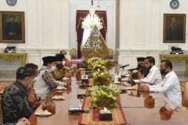 Presiden bertemu tokoh agama di Istana