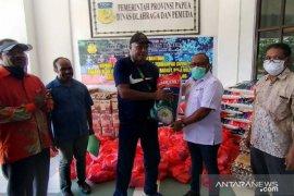 Disorda Papua salurkan bantuan mantan atlet terdampak COVID-19