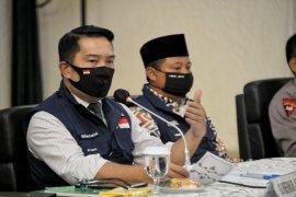 Gubernur Jabar Ridwan Kamil terbitkan Pergub menuju normal baru