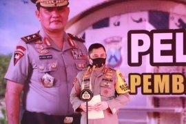 Kapolda: Penularan COVID-19 di Surabaya bisa ditekan lewat pengoptimalan kampung tangguh