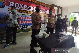 Pengedar sabu tewas ditembak polisi  Medan