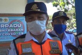 Satgas COVID-19  Badung-Denpasar periksa puluhan kendaraan di Terminal Mengwi (video)