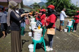 PMI Kota Sukabumi sosialisasikan disiplin jaga kesehatan