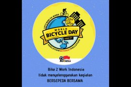 Hari Sepeda Sedunia, B2W Indonesia rilis panduan bersepeda saat normal baru