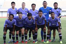 Persita Tangerang  minta PSSI cari daerah paling aman jika Liga 1 dilanjutkan