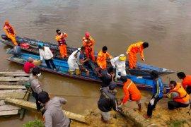 Tim SAR : korban ditemukan 3,5 kilometer dari titik tenggelam