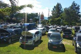 Pemkab Aceh Tengah kumpulkan kendaraan dinas, begini penyebabnya