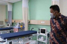 RS Awaloei Tateli Minahasa siapkan 50 tempat tidur pasien COVID-19