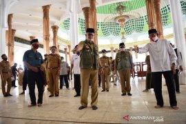 Tempat peribadatan di Kota Jambi kembali dibuka untuk umum