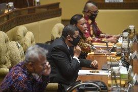 DPR dan pemerintah sepakat tambahan anggaran Pilkada bisa gunakan APBN
