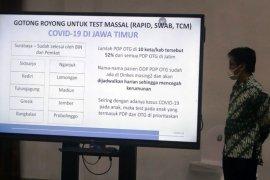 """Diutus Gugus Tugas Jatim, tim """"COVID-19 Hunter"""" sasar OTG-PDP ke daerah"""
