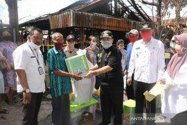 Wali Kota bantu korban kebakaran