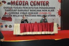 Istri dan menantu Gubernur Malut terkonfirmasi positif COVID-19