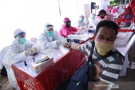 Selain Surabaya, BIN lanjutkan tes cepat di zona merah Sidoarjo