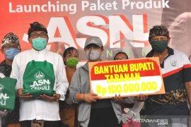 Pemkab Tabanan luncurkan Program ASN Peduli Pertanian dan UMKM