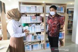 Waket DPRD apresiasi pelayanan Dispersip menuju New Normal