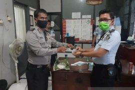 Petugas gagalkan penyelundupan diduga narkoba ke Lapas Padang dalam bungkus nasi