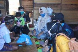 PKK Tanah Laut distribusikan bantuan sembako ke Kecamatan Kurau