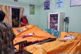 Tiga warga Merangin  tewas tertimbun longsoran tambang emas  illegal