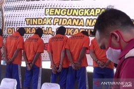 Terlibat peredaran sabu-sabu kapten dan ABK terancam hukuman mati