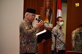 Menteri PUPR meminta dua direktorat baru siapkan SOP dalam enam bulan