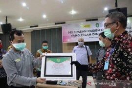 24 pasien COVID-19 di Kalimantan Barat dinyatakan sembuh