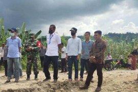 Bupati Aceh Timur minta Pemerintah Aceh bangun jembatan ambruk