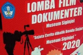Ayo bangkit, Museum Siginjei  tantang millenial adu kreatif di lomba film dokumenter