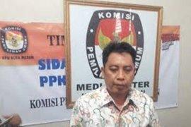 KPU estimasi penambahan 1.800 TPS di Pilkada Medan 2020