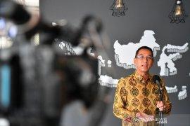 8 Pasikbraka saat upacara kemerdekaan di Istana Kepresidenan