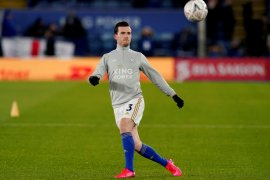 Chelsea incar pemain Leicester Ben Chilwell