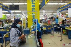 UMKM di Duta Mall Banjarmasin mendapat keringanan saat pandemi