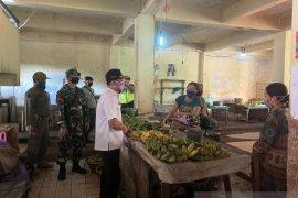 Kepatuhan Protokol Kesehatan di Kawasan Pasar Banjarmasin Capai 90 Persen