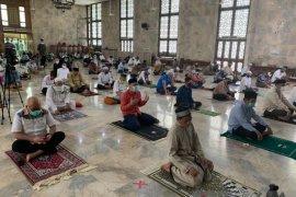 """DMI sebut kedisiplinan menyebar cepat dengan gerakan """"Bangkit dari Masjid"""""""