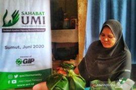 ACT Sumut salurkan bantuan untuk pedagang tape keliling di Medan