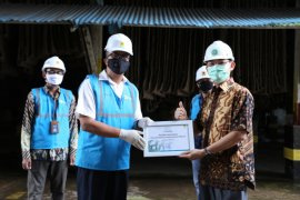 PLN Kalbar dorong pertumbuhan dunia usaha di Kalbar ditengah pandemi COVID-19