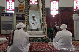 Bupati khatib shalat Jumat di Masjid Al-Karomah