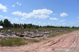 Pemkot Banjarmasin sediakan lahan pemakaman pasien COVID-19